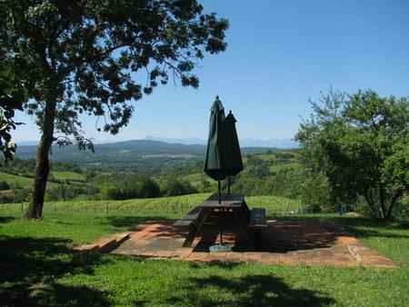 Le Logement - Outdoor Terrace