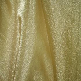 Gold Organza Sparkle