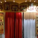 Carnival Circus Backdrop