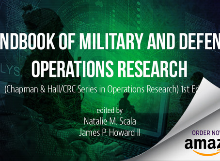 Operations Research Handbook- Available Now!