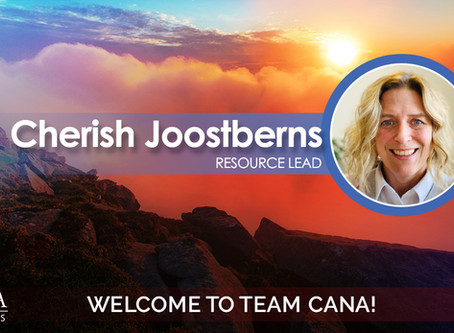 Welcome Aboard Our New Resource Manager, Cherish Joostberns!