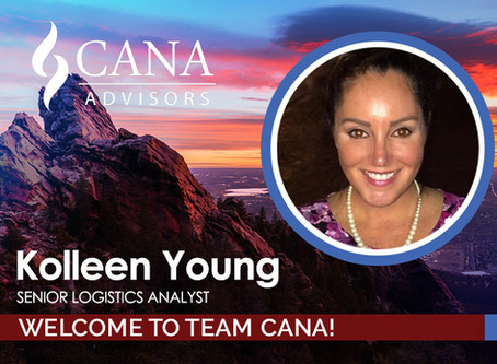 Welcome Newest CANA Member, Kolleen Young!
