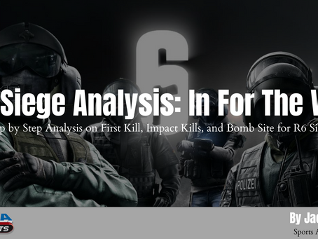 R6 Siege analysis: in for the win