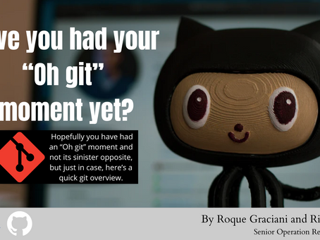 """Have you had your """"Oh git"""" moment yet?"""