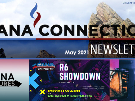 CANA May 2021 Newsletter