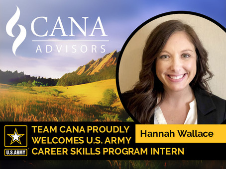 Welcome Aboard Our Newest Intern, Hannah Wallace!