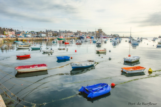 Port de Barfleur 4