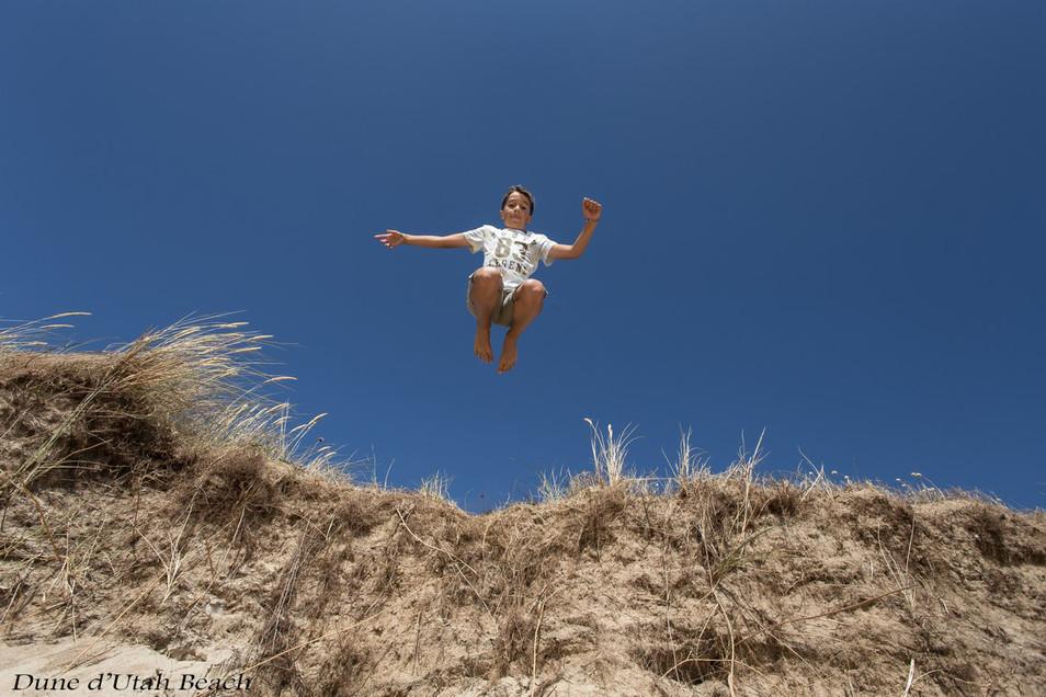 Dune d'Utah Beach