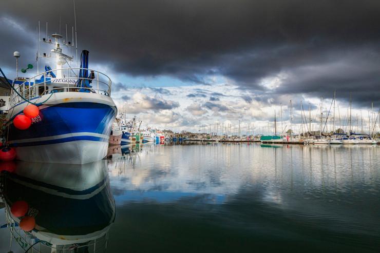 Port de Saint Vaast la Hougue