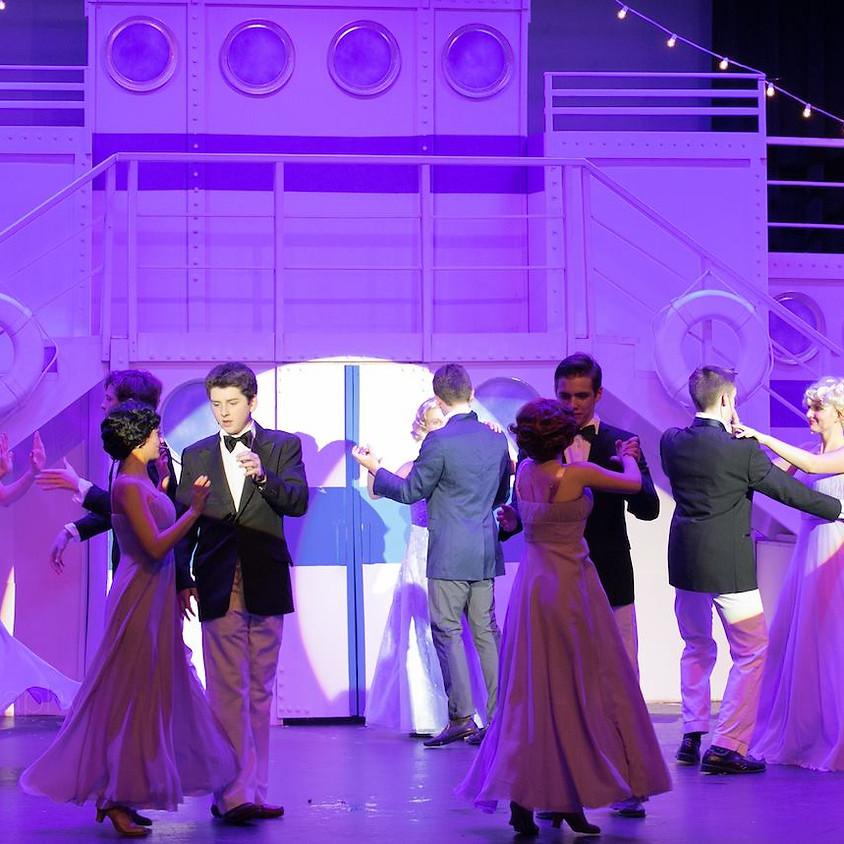 Ballroom Dance for Musical Theatre (Beginner Partnering)