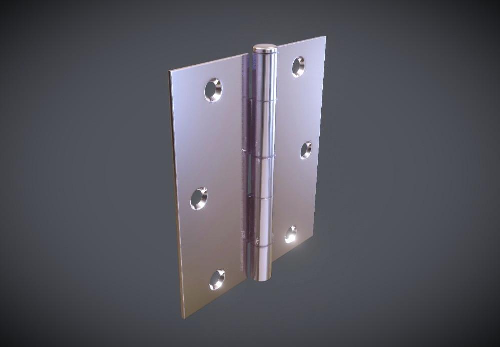 3D Door Hinge