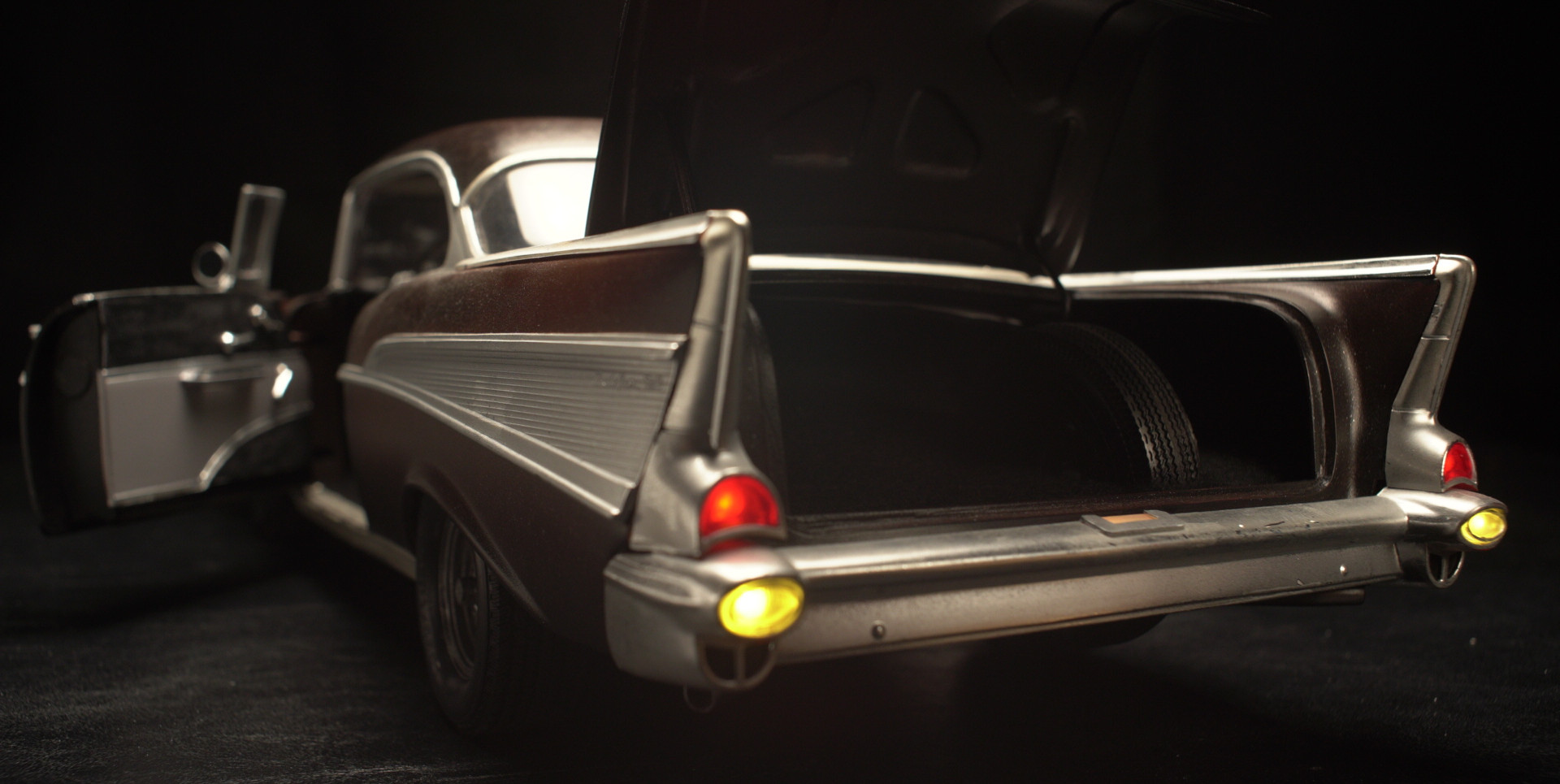 1:12 Scale 57 Chevy Street Rod