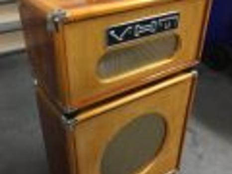 Homemade Amp Cabinet.