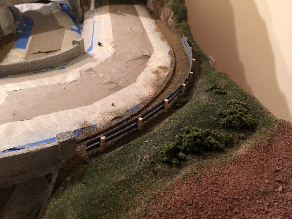 Guard Rail Work