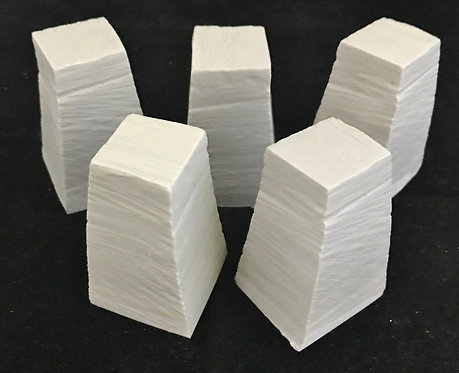 Dragons Teeth Obstacles 50mm  Type B (Pack of 5) 1/35th scale,  TW-35209