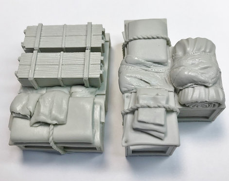Allied Cargo Set #9