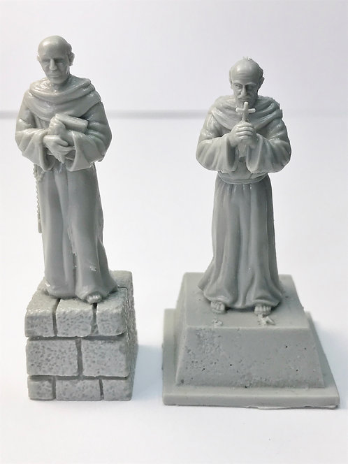 Religious Shrines (Multi-Scale) Set # 2 Two pieces