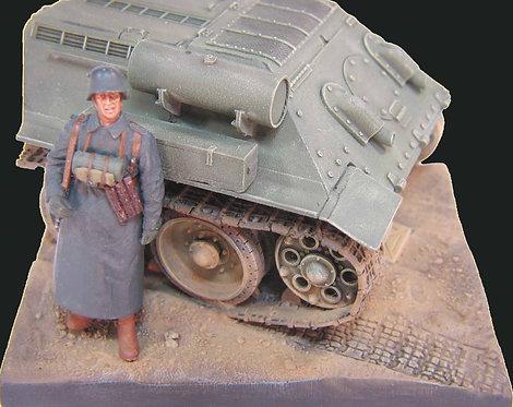 "T-34/76 ""Wedgie, Scenery II"""