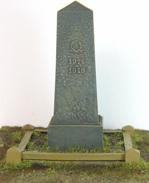 War Memorial # 1