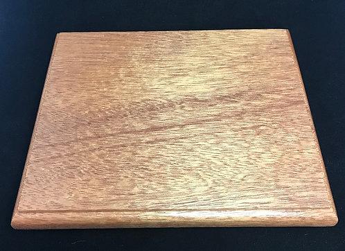 Mahogany Wood Display Base