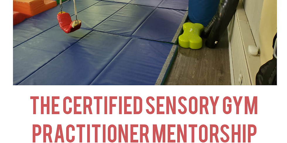 The Certified Sensory Gym Practitioner Mentorship