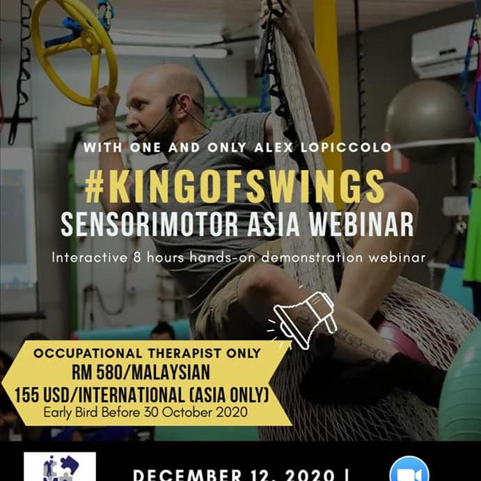 The #KingOfSwings Asia Webinar