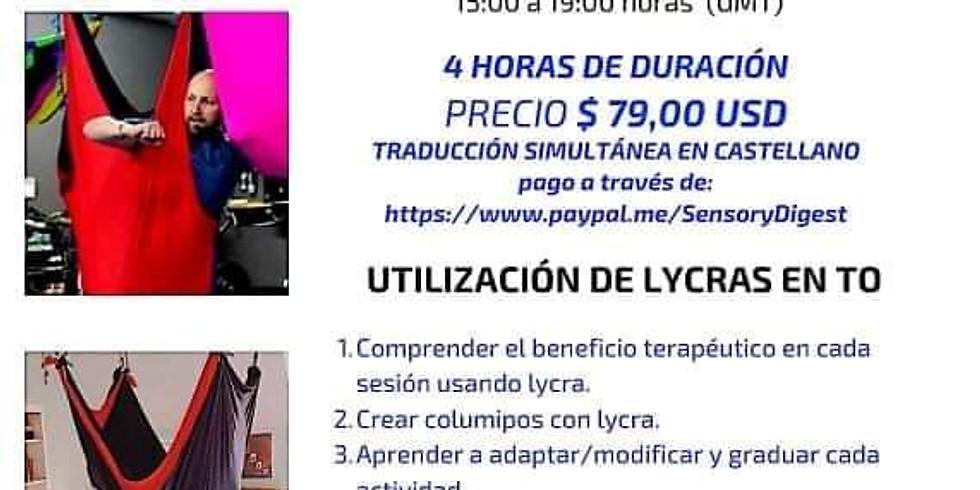 Webinar de Lycra en Espanol