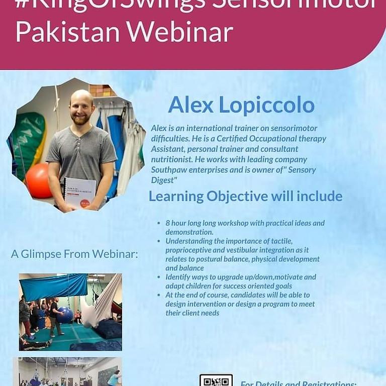 The #KingOfSwings Pakistan Webinar