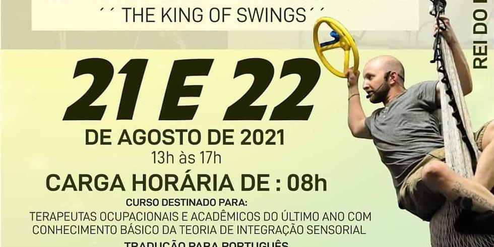 The #KingOfSwings Brazil Sensorimotor Webinar