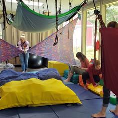 WA #KingOfSwings Workshop