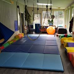 Solarium turned to Sensory Gym