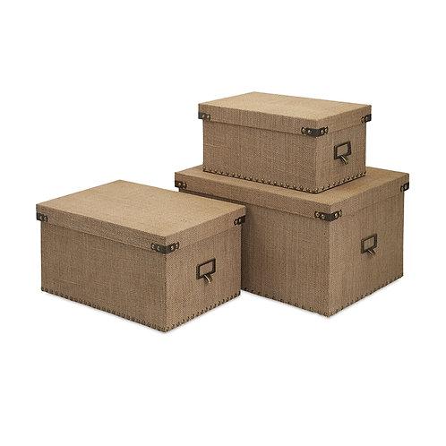 Brianna Office Storage Boxes
