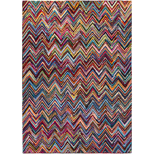 GG My Rainbow Rug, 8' x 11'