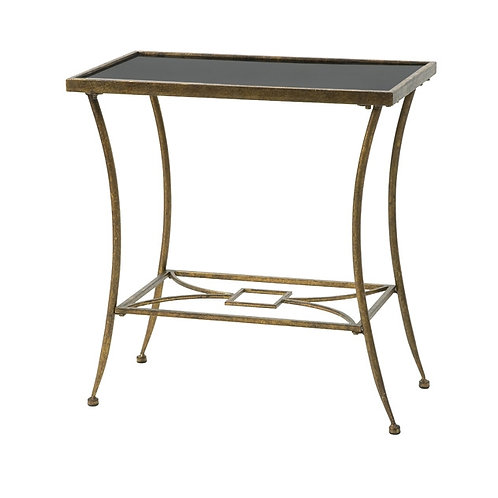 Clayton Marble Side Table