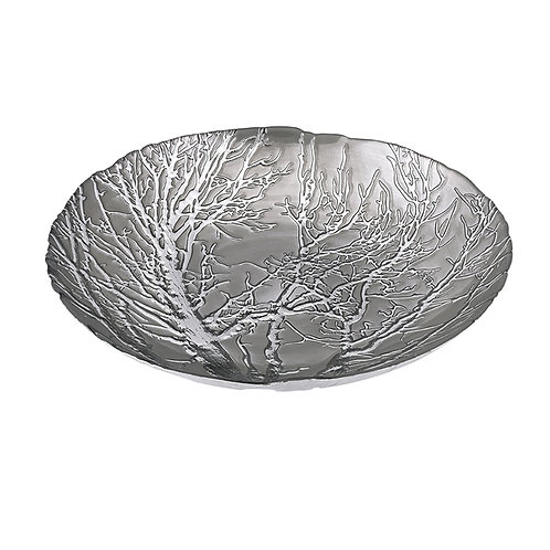 Aspen Silver Tree Bowl