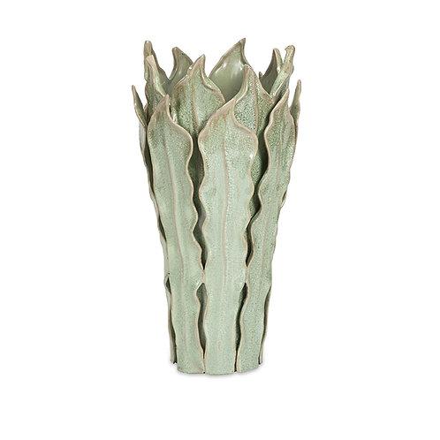 King Sea Leaf Vase, large