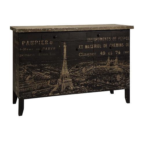 Antoinette 11 Drawer Paris Sideboard
