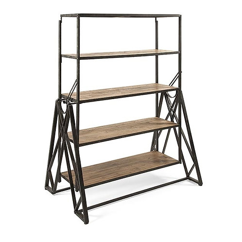 JWB Convertible Shelf to Table
