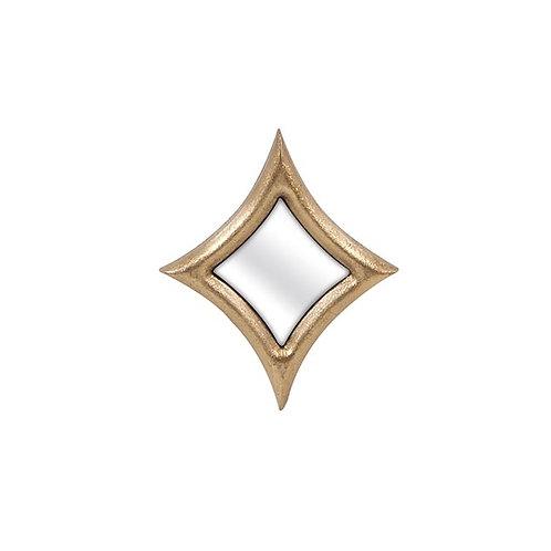 Brianna Diamond Wall Mirror, small