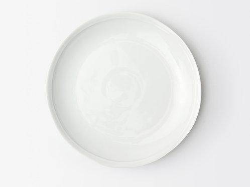 Ariana White Dinner Plate, set of 4