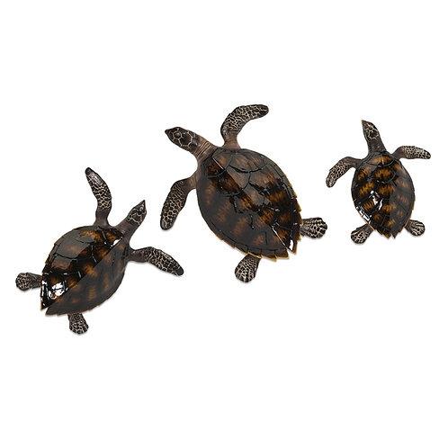 KK & Jace Sea Turtles, Set of 3