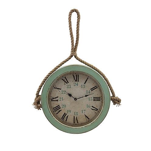 Briggs Manor Coastal Wall Clock