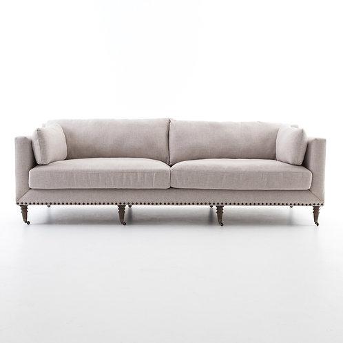 Turned Leg Sofa