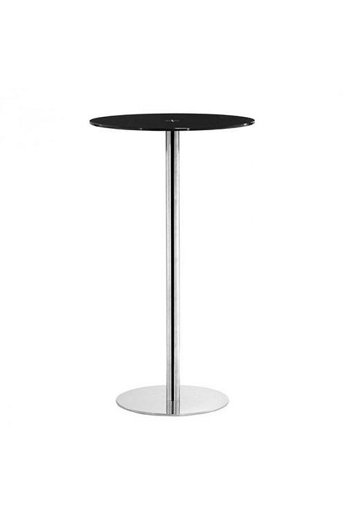 Cyclone Bar Table, Black