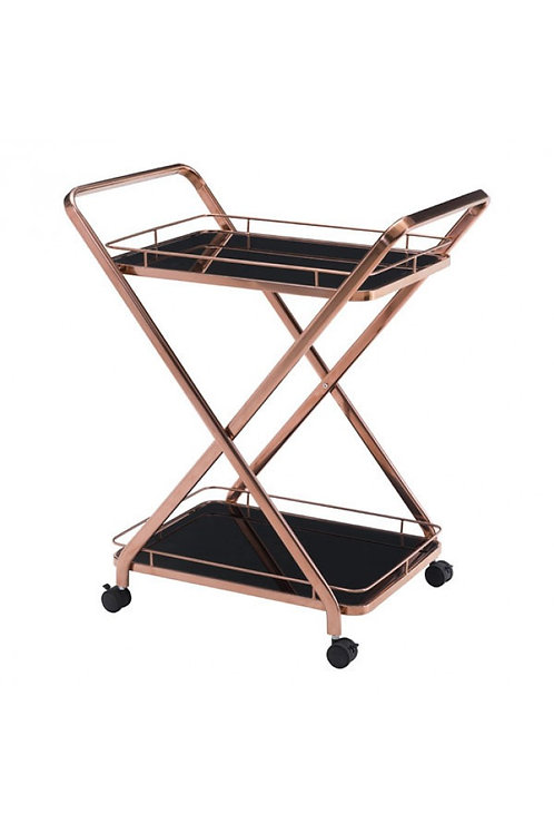 Vesuvius Serving Cart