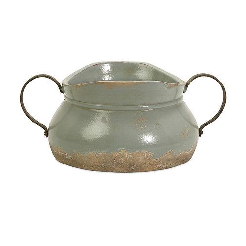 Freeman Farm Short Bowl with Handles