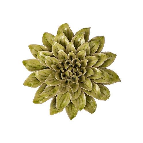 Kayla Marie Ceramic Wall Flower, Small