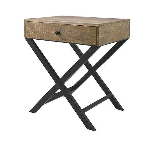 Trisha Yearwood X Leg Side Table