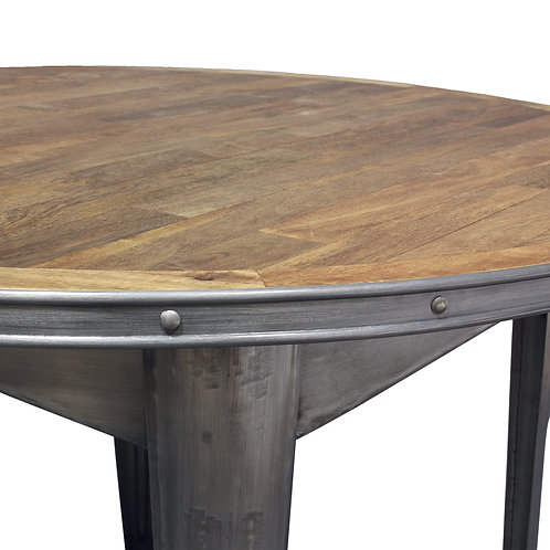 Navy Dining Table
