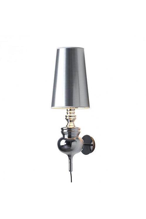 Idea Wall Lamp, Chrome